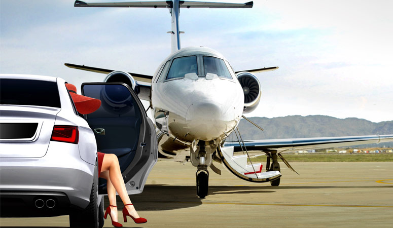 Our Private Jet Chicago City