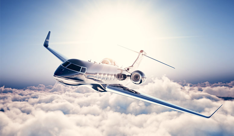 chicago city private jet charter